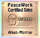 Peacework Certified Sites - Bronze award